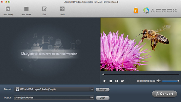 4K Video Converter - Convert 4K MXF MOV MP4 for editing software