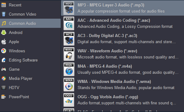Convert iTunes music to MP3 for Moto X Play