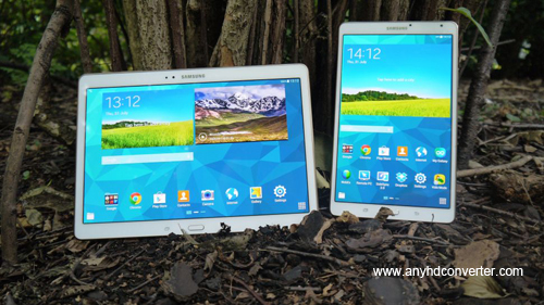 Blu-ray to Galaxy Tab S2