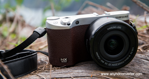 Import 4K H.265 video from Samsung NX500 to FCP X