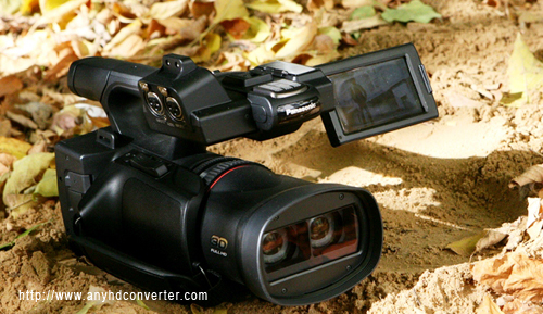 Panasonic HDC-Z10000 AVCHD MTS to FCP X Workflow