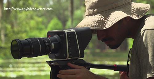 Blackmagic Design Production Camera FCP