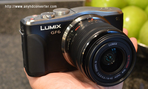 Edit Panasonic DMC-GF6 AVCHD in FCP X and FCP 7