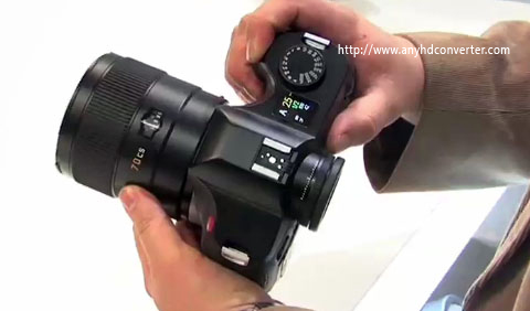 Edit Leica S camera 4k and 1080P mov in FCP