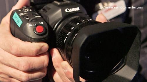 Edit Canon XC10 4K MXF in FCP X