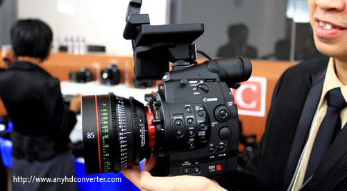 4K RAW Video Converter - Conver Canon EOS C500 4K RAW MXF to FCP X ProRes video