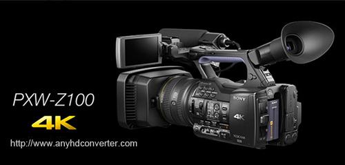 Sony PXW-Z100 FCP X