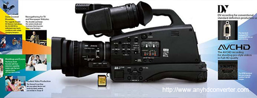 Panasonic AG-HMC80 to FCP X