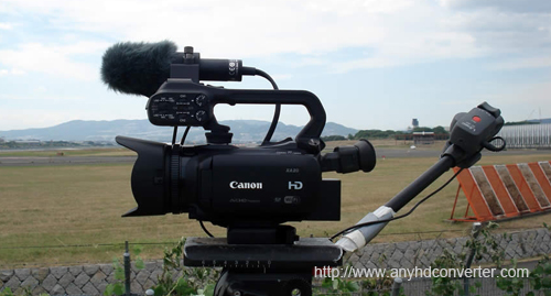 Edit Canon XA20 MP4 and MTS video in Premiere Elements