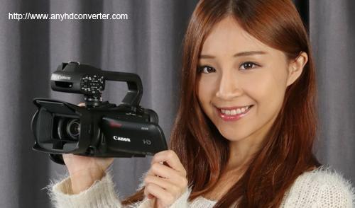 Canon XA30 FCP