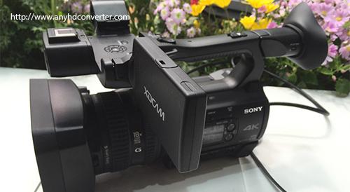 Sony PXW-Z150 Premiere Pro CC/CS6/CS5