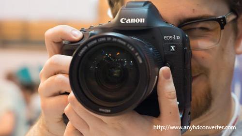 Convert Canon EOS-1D X Mark II MOV/MP4 to Final Cut Pro Apple ProRes video
