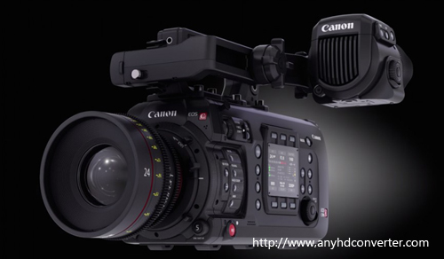 Edit Canon EOS C700 video in FCP X