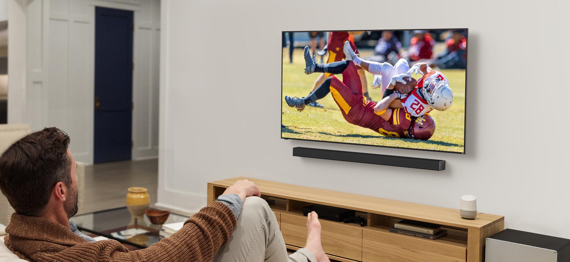 Watch Blu-ray movies on Vizio P-Series TV via USB port