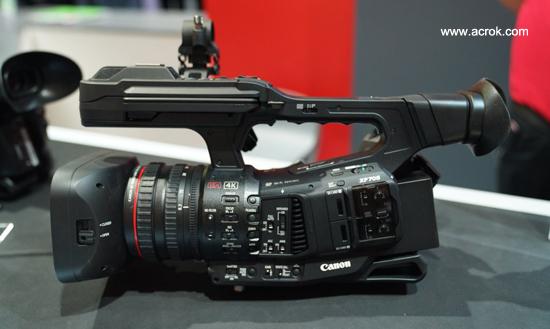 Edit Canon XF705 4K MXF in Premiere Pro CC/CS6/CS5