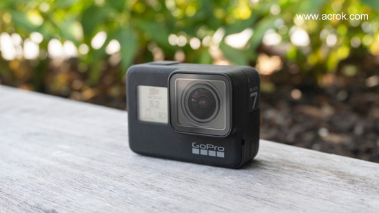 Import and edit GoPro Hero 7 4K videos in Premiere Elements 2019