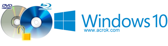 Acrok Windows 10 Blu-ray Ripper | 2019