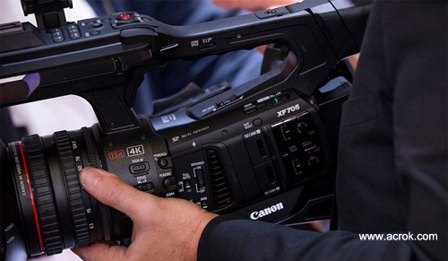 Canon XF705 H.265 videos to Premiere Pro CC/CS6/CS5 workflow