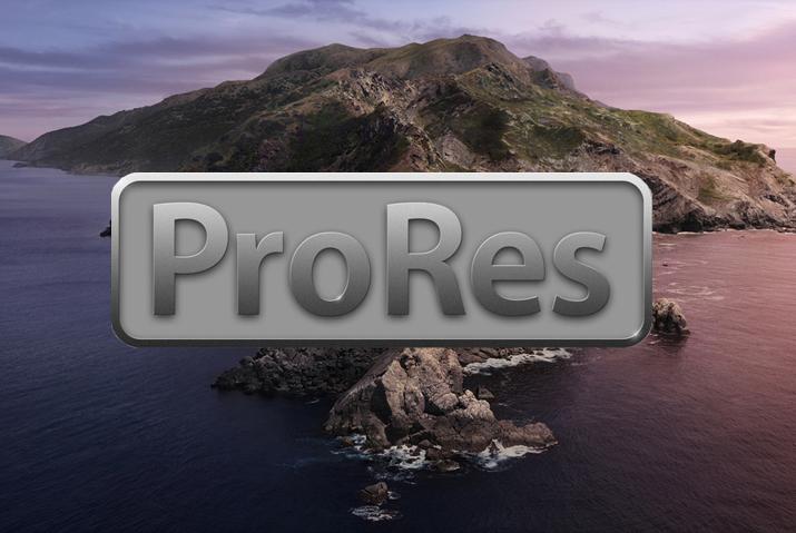 ProRes Converter