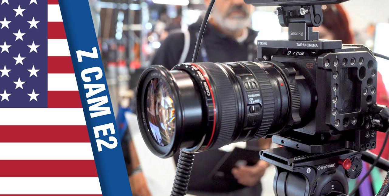 Z CAM 6K Video Converter - Convert Z CAM E2-F6 6K H.265 for Premiere Pro CC